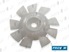 Caucho Metal ASP-2CV6 - Aspa ventilador Seat 127