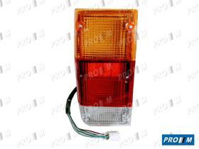 Iluminación (hasta '90) 0080410062 - Piloto trasero derecho Nissan Patrol antiguo
