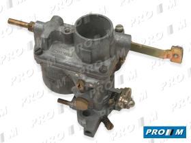 Prom Carburador 28IBS - Carburador Solex 28IBS Renault