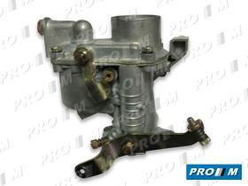 Prom Carburador 28CBI - CARBURADOR WEBER 28/36DCD