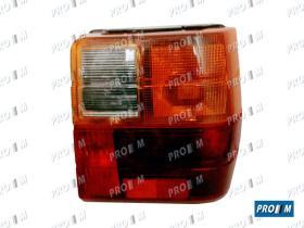 Prom Iluminación P106D - Piloto trasero derecho Fiat Uno 83-89