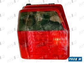 Prom Iluminación P132I - Piloto trasero izquierdo Fiat Uno 89-> ahumado