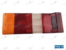 Prom Iluminación 366536 - Tulipa trasera derecha ámbar Lancia Y10 85-88