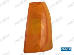 Prom Iluminación 361131 - Tulipa delantera derecha ámbar Lancia Y10 85-88