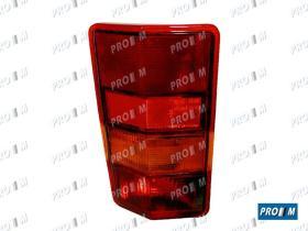 Prom Iluminación 2351 - Piloto trasero izquierdo Fiat Citroen Peugeot C25 J5 Ducato