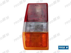 Prom Iluminación 2167 - Piloto trasero derecho Ford Fiesta 84-88