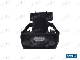 Prom Iluminación M40 - Piloto matricula Ford