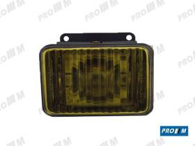Hella 14081 - Faro antiniebla amarillo Nissan Vanette y Trade
