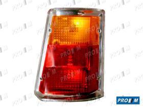 Iluminación (hasta '90) 0085410066 - Piloto trasero derecho Citroen C8