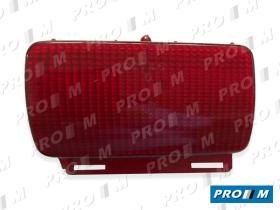 Material Peugeot 635150 - Tulipa piloto trasero izquierdo antiniebla Peugeot 205