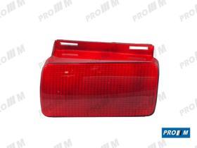 Material Peugeot 635050 - Tulipa piloto trasero izquierdo antiniebla Peugeot 205