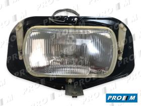 Citroën ->1995 72254064 - Optica de faro Citroen C8 Antiguo