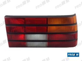 Iluminación (hasta '90) 62193 - Piloto posterior izquierdo Opel Ascona 85 AL 87
