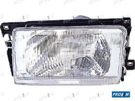 Hella 1AE006319171 - Óptica izquierda foco europeo Ford Fiesta -83