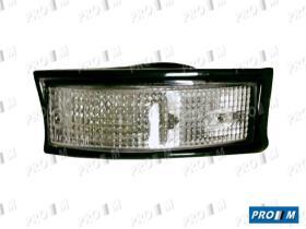 Iluminación (hasta '90) 0126820018 - Piloto delantero derecho marco cromado Simca 1000