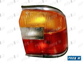 Prom Iluminación P29D - Piloto matricula Lancia Beta Coupé Hpe