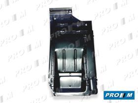 Fiat 5000236 - Traviesa de techo Fiat 500