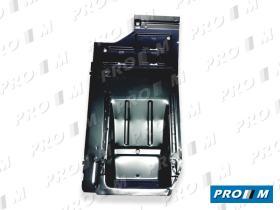 Fiat 5000237 - Piso derecho Fiat 500 D 57-