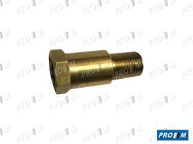 Caucho Metal 11734 - Casquillo antiengrase bujía cuello corto