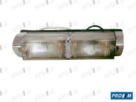 Iluminación (hasta '90) 0127007011 - Piloto delantero izquierdo bicolor Simca 1200