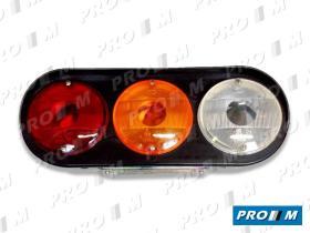 Iluminación (hasta '90) 0082708066 - Piloto trasero izquierdo camión universal con matricula