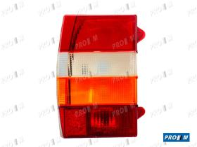Iluminación (hasta '90) 0088340062 - Piloto trasero izquierdo completo Citroen GS-GSA Break