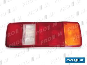 Rinder 4557 - TULIPA RENAULT DAF TRAS IZQUI 412X132