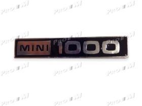 Mini AN-1000CL - ALETA DELT MINI IZQUI