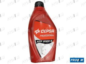 Cepsa 1L ATF3 - Valvulina ATF II 1 litro automatic
