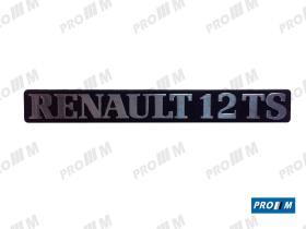 Renault Clásico 260838 - Eje trapecio inferior Remautl 12-18  silembloc de 14X32mm