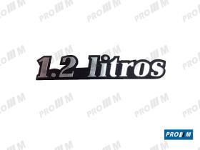 Renault Clásico 270844 - Chorritos limpia negros Super 5