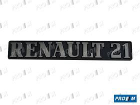 Renault Clásico R1900 - Panel de puerta delantero derecho Renault 21 -89
