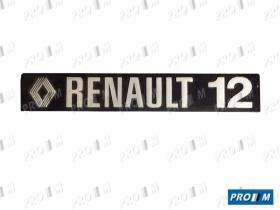 Renault Clásico 7700569334 - T PLASTICO GASES R12