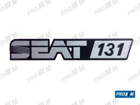"Seat Clásico 410844 - Anagrama Seat 131 """"mirafiori CLD"""