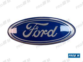 Ford 500801 - Anagrama Ford 112mm