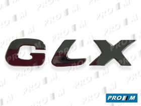 Material Peugeot ANAGLX - Anagrama Peugeot GE