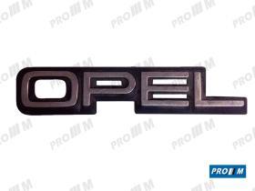 Opel 630801 - PORTALAMPARAS CORSA A TRAS DRCH 83->93