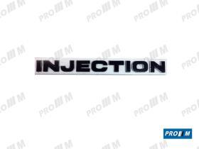 "Material Peugeot 865984 - Anagrama Peugeot """"PININFARINA"""" """" F"""" P406 Coupé P306 Cabr"