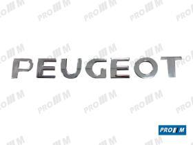 Material Peugeot ANAP1301 - Moldura bajo faro Peugeot 306 93-97 gris oscuro
