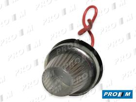 Iluminación (hasta '90) 0121100010 - Piloto interior cortesia 205x100mm