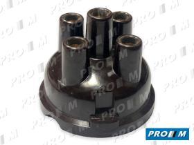Tapas y rotores delco 15 - Tapa delco Citroen Bx 16v-Peugeot 405 87