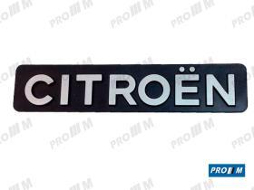 Citroën ->1995 730801 - Anagrama Citroen 160mm pegado
