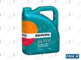 Repsol 5L5W30 - Aceite Repsol 5W30 5 Litros  50400/50700