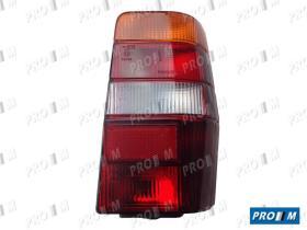 Prom Iluminación P8990D - Piloto trasero derecho Fiat Fiorino 91-