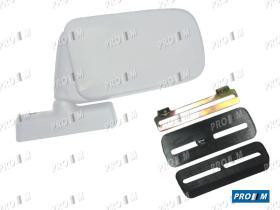Accesorios 05915100B - Espejo universal blanco derecha-izquierda