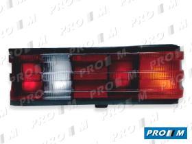 Prom Iluminación PLR198 - Piloto de aleta izquierdo MB180-MB190-W120-W121 Pontón Sedán