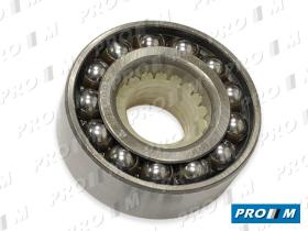 Skf 440190 - Rodamiento doble ilera de bolas 15X42X17mm