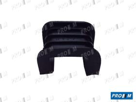 Caucho Metal 15837 - Goma sujección radiador inferior Seat 124