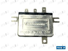 Femsa 25169-3J - Regulador alternador 24v
