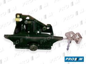 Clausor 550200 - Juego de bombines de puertas Renault 9-11-14-18-21